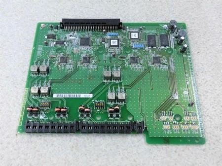 【中古】【DSUなし】BX060-4BRIT-GOKI IPstage MXISDN4回線ユニット【ビジネスホン 業務用 ユニット】