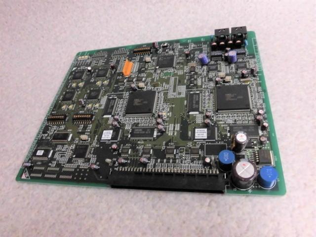 【中古】BX5100-8BRGIOKI/沖電気 IPstage MX IP-TSW変換(非圧縮)8回路【ビジネスホン 業務用 電話機 本体】