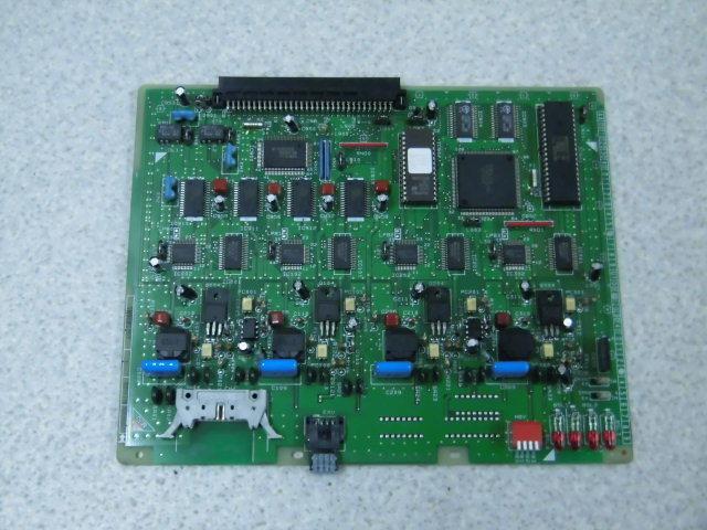 【中古】KC090A-4CDLC沖/OKI IP stage MX4CS接続装置ユニット【ビジネスホン 業務用】