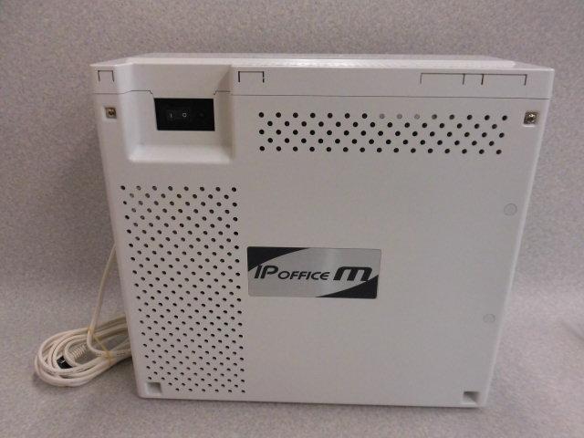 【中古】KH010M-BSCAB/P Panasonic/パナソニック IP OFFICE M型主装置(4YB1261-1003P101)【ビジネスホン 業務用 電話機 本体】