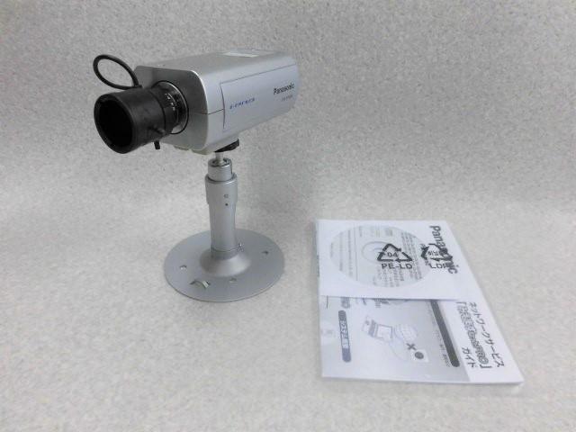 【中古】DG-SP304VPanasonic/パナソニック i-PROシリーズ メガピクセルネットワークカメラ【ビジネスホン 業務用 電話機 本体】