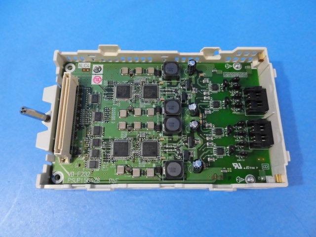【中古】VB-F232Panasonic/パナソニック La Relier 4回線単独電話機ユニット【ビジネスホン 業務用 ユニット】