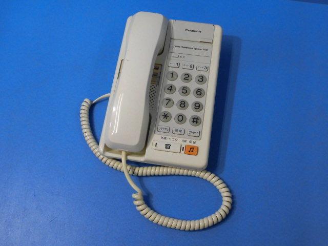 【中古】VJ-411L ボタン電話機松下通信工業株式会社108L形ボタン電話装置 電話機【ビジネスホン 業務用 電話機 本体】
