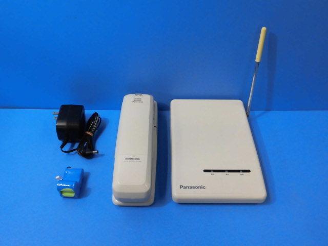 【中古】VB-3211ACPanasonic/パナソニックアナログコードレス電話機【ビジネスホン 業務用 電話機 本体 子機】