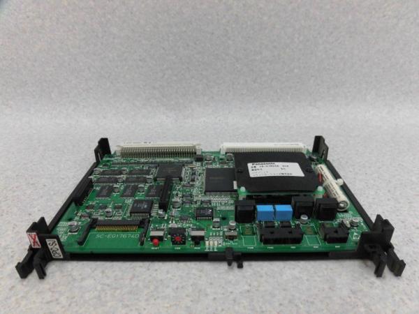 【中古】VB-D677JF CPC-SJ+VB-D780SA SCK Panasonic/パナソニック Digaport 小型機種用OS対応CPUユニット+網同期パッケージ【ビジネスホン 業務用】