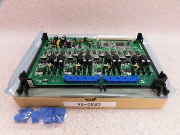 【新品】VB-D880 ODTPanasonic/パナソニック Digaport OD回線ユニット【ビジネスホン 業務用 ユニット】