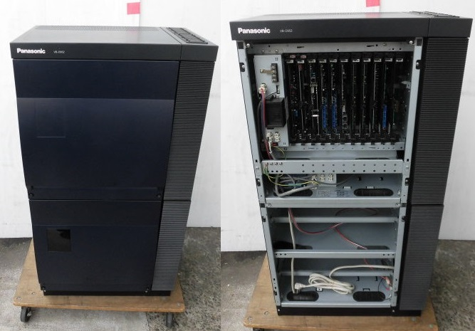 【中古】VB-D952+VB-D998 Panasonic/パナソニック Digaport D900型 デジタル電子交換機基板多数【ビジネスホン 業務用】