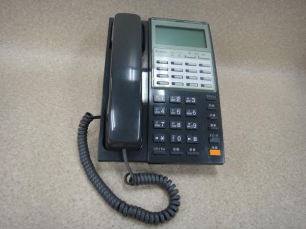 【中古】TD120(K)田村/タムラ SAXA MTシリーズ 16ボタンカナ標準電話機【ビジネスホン 業務用 電話機 本体】