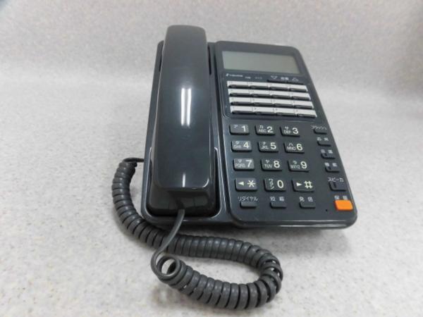 【中古】TD110 DS(K) SAXA/サクサ TAMRA MT100/200 カナ表示標準電話機【ビジネスホン 業務用 電話機 本体】
