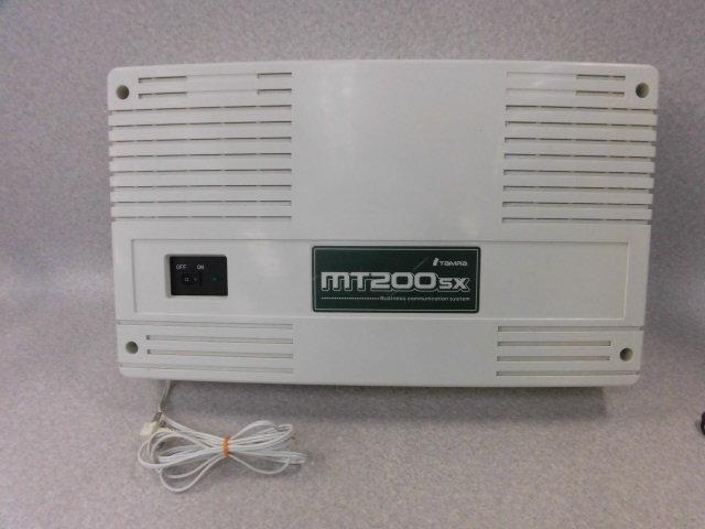 【中古】SAXA/サクサ MT200sxMT100/MT200 用 主装置【ビジネスホン 業務用 主装置】