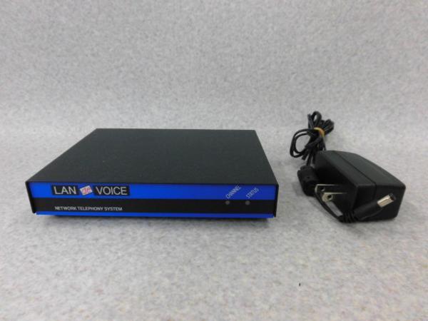 【中古】エイツー LANdeVOICEDA301-SIP VoIP機器【ビジネスホン 業務用 電話機 本体】