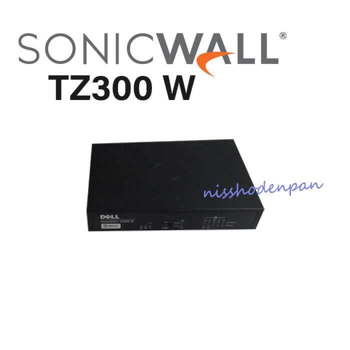 【中古】TZ300 WSONICWALL/ソニックウォール TZ300Wルーター【ビジネスホン 業務用 電話機 本体】