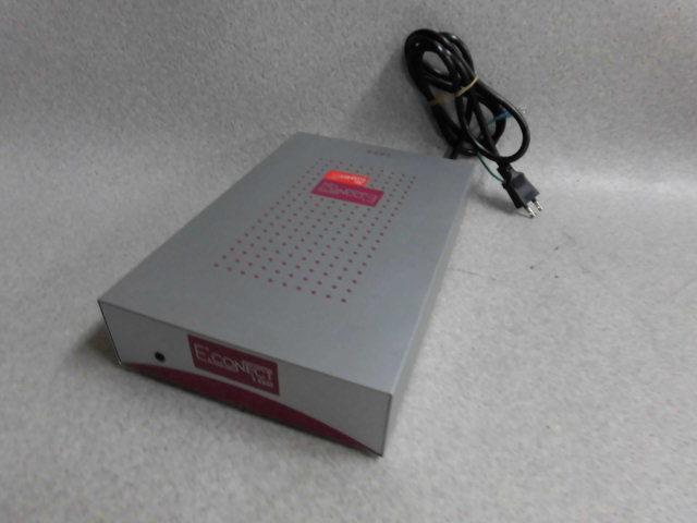 【中古】E:CONECT 1023G E:CONECT TTLET'S (株)レッツ・コーポレーション【ビジネスホン 業務用 電話機 本体】