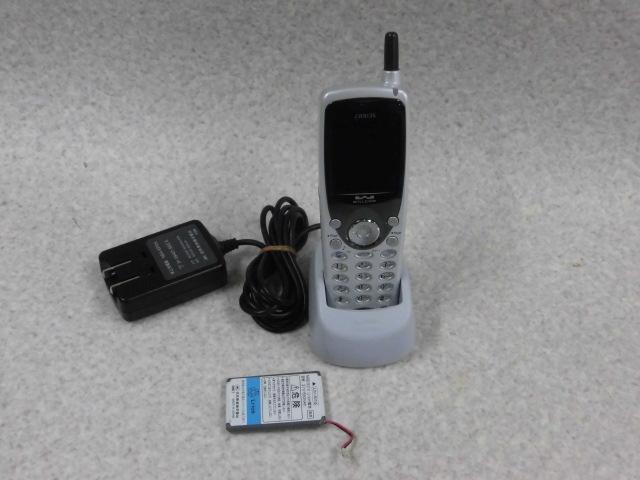 【中古】AH-J3003S(S)WILLCOM/ウィルコム PHS電話機【ビジネスホン 業務用 電話機 本体】