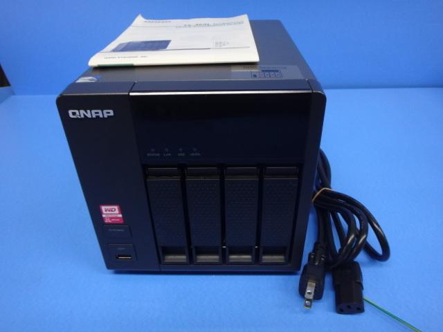 【中古】TS-469L (8TB)QNAPNASサーバー【ビジネスホン 業務用 電話機 本体】