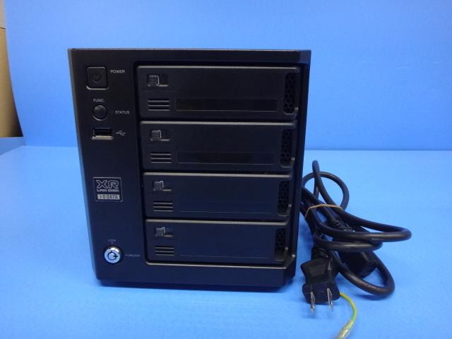 【中古】HDL-XR4.0W (4TB)I・O DATA XR LAN DISK【ビジネスホン 業務用 電話機 本体】