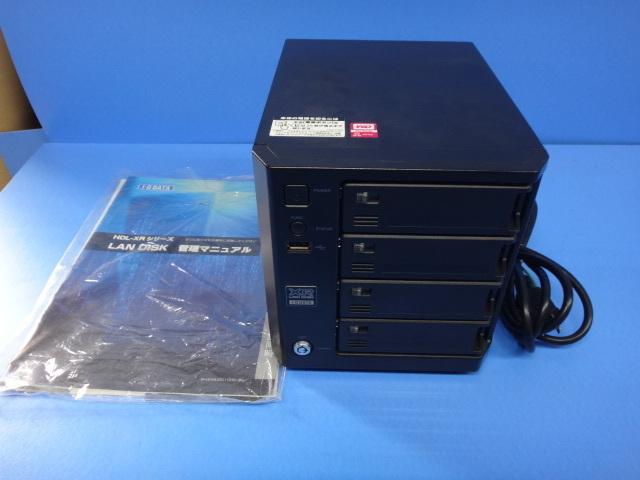 【中古】HDL-XR12TW (12TB)I・O DATA XR LAN DISK【ビジネスホン 業務用 電話機 本体】