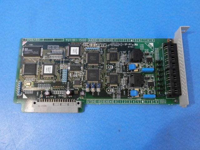【中古】BX050-2CDLC-S沖/OKI IP Stage SXCS基地局ユニット【ビジネスホン 業務用】