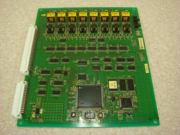 【中古】 日立/HITACHI CX9000S型用 CX9S-8DMTLINF-OB 8回路デジタルユニット【ビジネスホン 業務用】