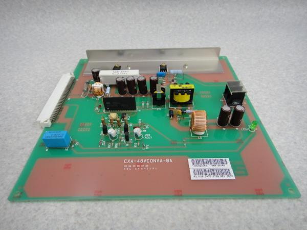 CXA-48VCONVA-0A日立 HITACHI CX8000S型用48コンバータユニット 中古ビジネスホン 中古 業務用 ビジネスホン 日本産 中古ビジネスフォン お買得