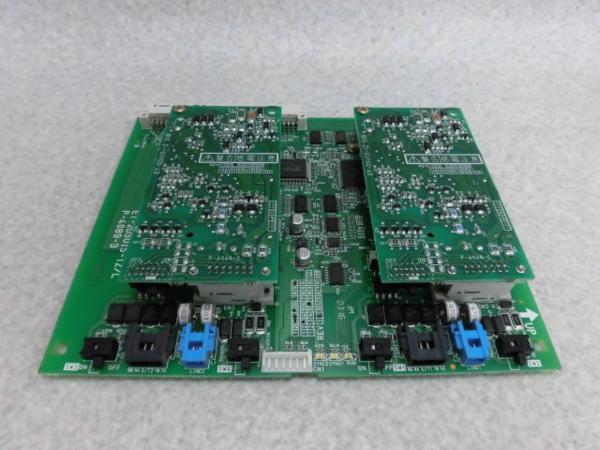 【中古】日立 iZL用 ET-2DSUIS-iZ/L 2デジタル局線ユニット【ビジネスホン 業務用 電話機 本体】