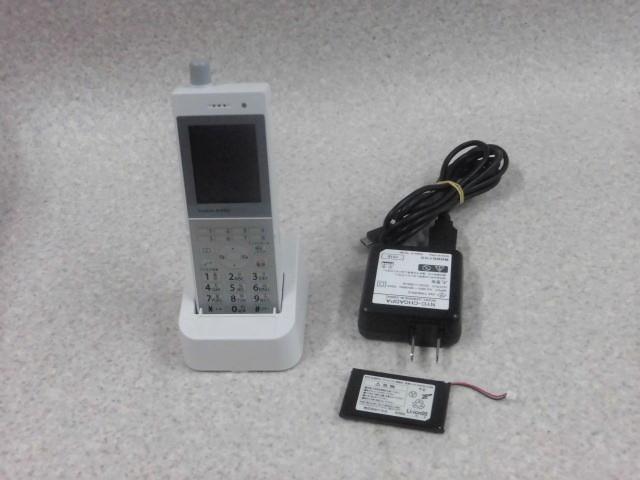 【中古】NYC-8DCL AWナカヨ/NAKAYO integral-Fデジタルコードレス電話機【ビジネスホン 業務用 電話機 本体 子機】