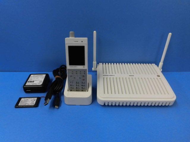 【中古】NYC-8iF-DCLS 2WNAKAYO/ナカヨ integral-Fデジタルコードレスセット【ビジネスホン 業務用 電話機 本体 子機】