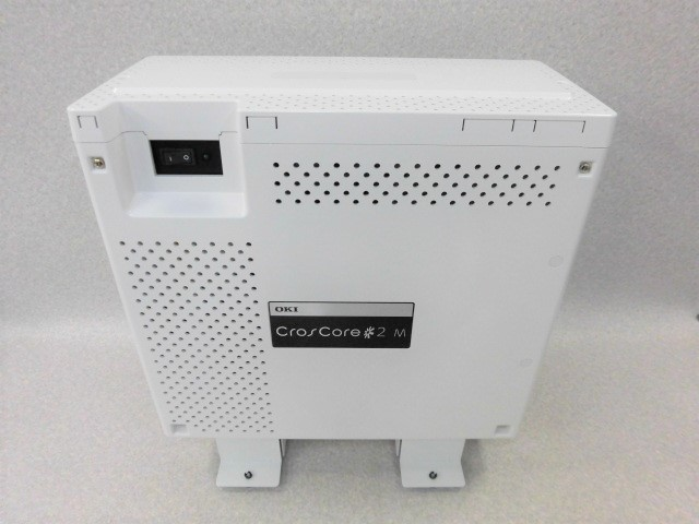 【中古】KH020M-BSCAB(脚付き) + 4CO-01A沖電気/OKI CrosCore2/クロスコア2M型主装置【ビジネスホン 業務用】