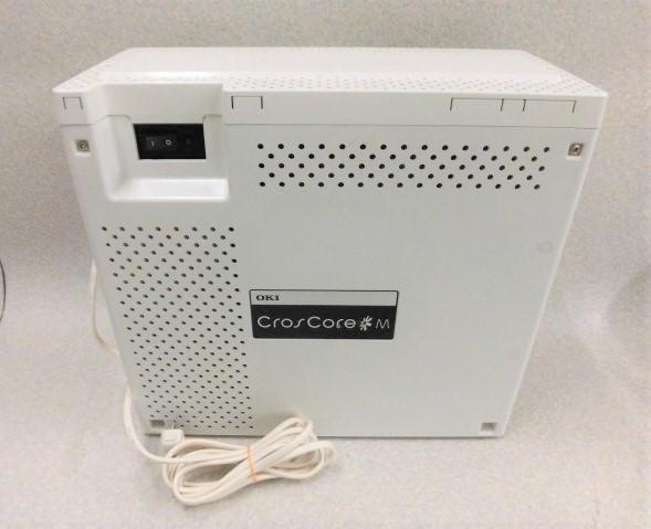 【中古】KH010M-BSCAB 沖電気/OKI CrosCore/クロスコアM型主装置【ビジネスホン 業務用 電話機】
