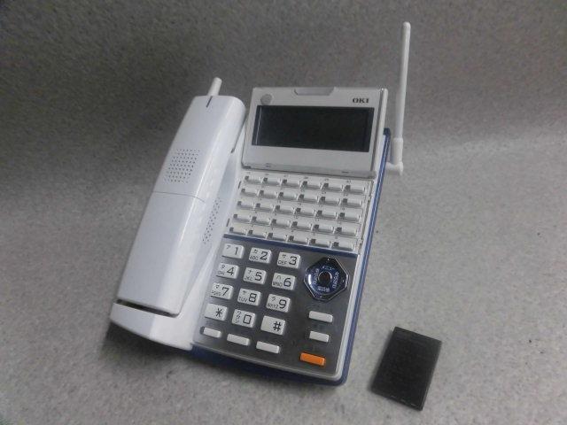 【中古】MKT/ARC-30DKCLD沖/OKI CrosCore230ボタンカールコードレス電話機【ビジネスホン 業務用 電話機 本体】