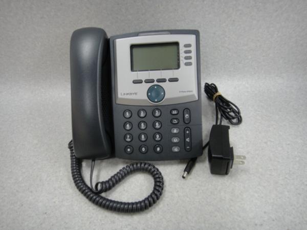 【中古】SPA942 シスコ/Cisco IP Phone IP 電話機【ビジネスホン 業務用 電話機 本体】