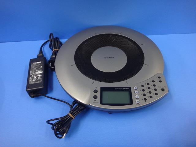 【中古】PJP-50R YAMAHA/ヤマハ IP電話会議システム マイクスピーカー【ビジネスホン 業務用 電話機 本体】