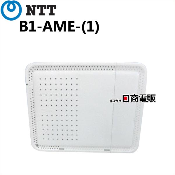 【中古】B1-AME-(1) NTT スマートネットコミュ二ティαB1 アナログ主装置BX2-ACOU-(1)+BX2-BRU-(1)【ビジネスホン 業務用】