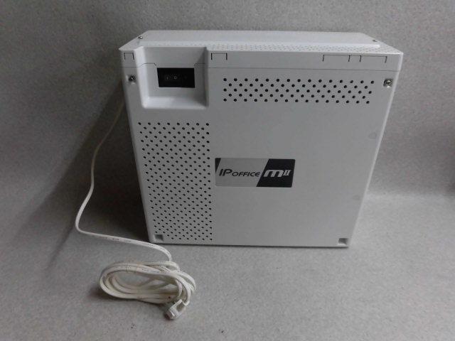【中古】KH020M-BSCAB/P (8ST-01A + 2BRI-01A )Panasonic/パナソニック IP Office M II 主装置【ビジネスホン 業務用】