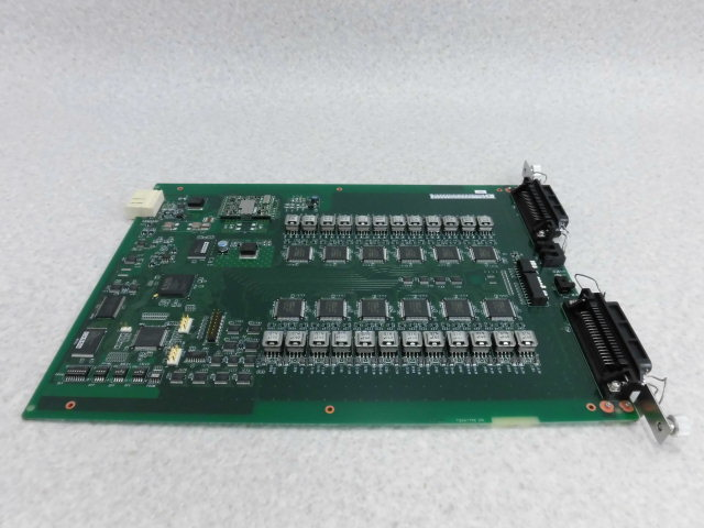 【中古】CX01-12IBCTA-OB日立/HITACHI CX-0112回線Iインターフェーストランク回路【ビジネスホン 業務用 電話機 本体】