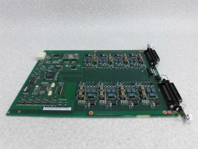 【中古】CX01-8ODTA-OB日立 CX-018回線4Wアナログ市外専用線回路【ビジネスホン 業務用 電話機 本体】