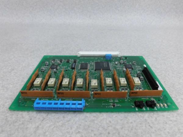 【中古】HXS-8SLINA-OB日立/HITACHI ComFirst8回路単独電話機ライン回路ユニットA【ビジネスホン 業務用 電話機 本体】