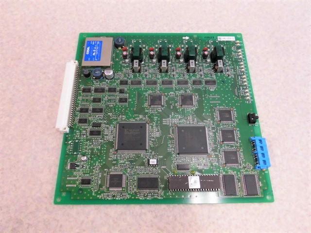 【中古】HXS-4DRIF2A-OA日立/HITACHI Com First HX-IP4回路2Wデジタル無線インタフェースA【ビジネスホン 業務用 電話機 本体】