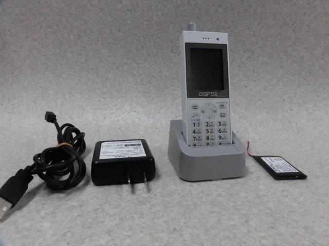 【中古】HI-D8PSII日立/HITACHI 事業所用 デジタルコードレス【ビジネスホン 業務用 電話機 本体 子機】
