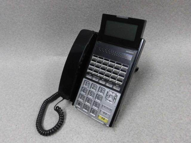 HI-24F-TELSDBKA日立 HITACHI 多機能電話機 中古ビジネスホン 出荷 中古ビジネスフォン ビジネスホン 業務用 本体 爆売りセール開催中 電話機 中古