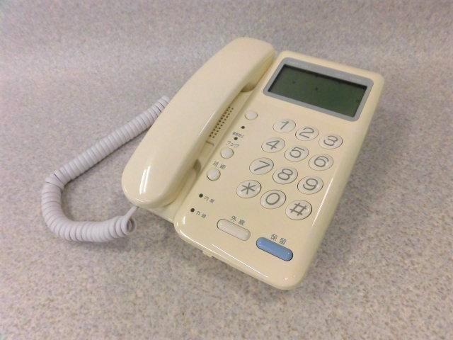 【中古】QT-106N M 岩通 ホームテレホンQT-106N M 電話機【ビジネスホン 業務用 電話機 本体】