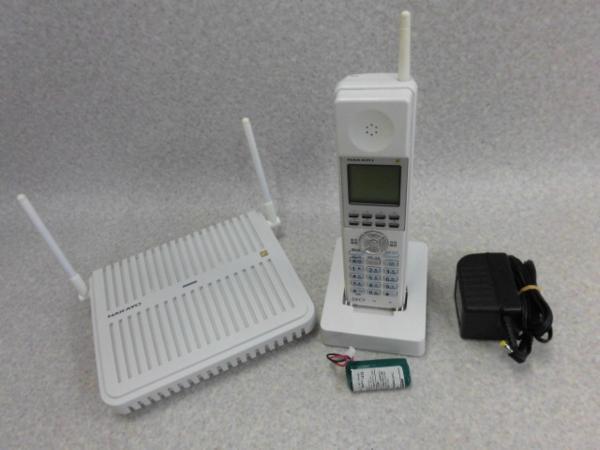 【中古】NYC-8iF-DCLL Wナカヨ/NAKAYO iF デジタルコードレス電話機【ビジネスホン 業務用 電話機 本体 子機】