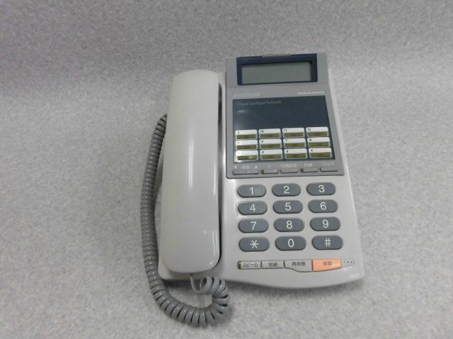 【中古】NYC-12Gi-TELSD ナカヨ/NAKAYO G-integral12ボタン標準電話機【ビジネスホン 業務用 電話機 本体】