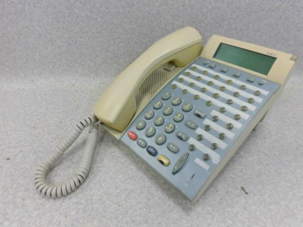 【中古】DTP-32DA-1D(WH) NEC SOLUTE300 Dterm75 32ボタン標準電話機(白)【ビジネスホン 業務用 電話機 本体】
