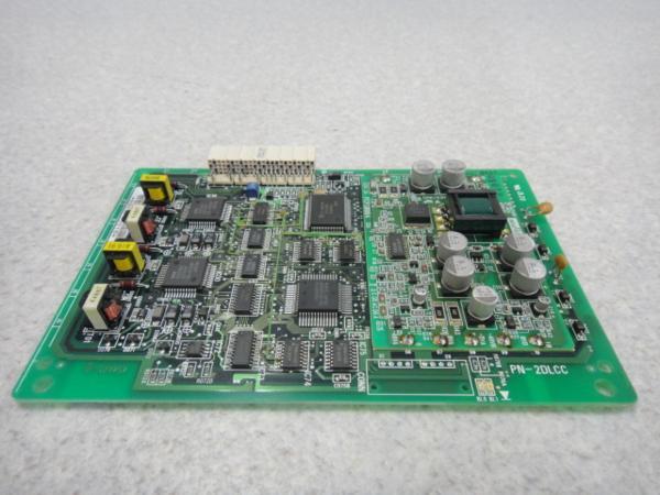 PN-2DLCCNEC APEX3600 3600i 2回線デジタルラインユニット 業務用 格安激安 ビジネスホン メーカー公式 中古