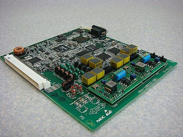 【中古】BRT(2D)-U11 ETU NEC SOLUTE300 ISDN2外線ユニット【ビジネスホン 業務用】
