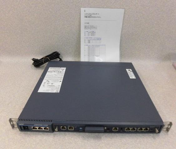 【中古】SV83 EX CPUM-B NEC SV8300 主装置 PCPro【ビジネスホン 業務用】