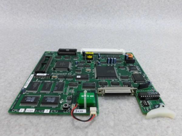 【中古】CPUI(1131)-U11 NEC SOLUTE30024スロット制御用ユニット最終バージョン【ビジネスホン 業務用】