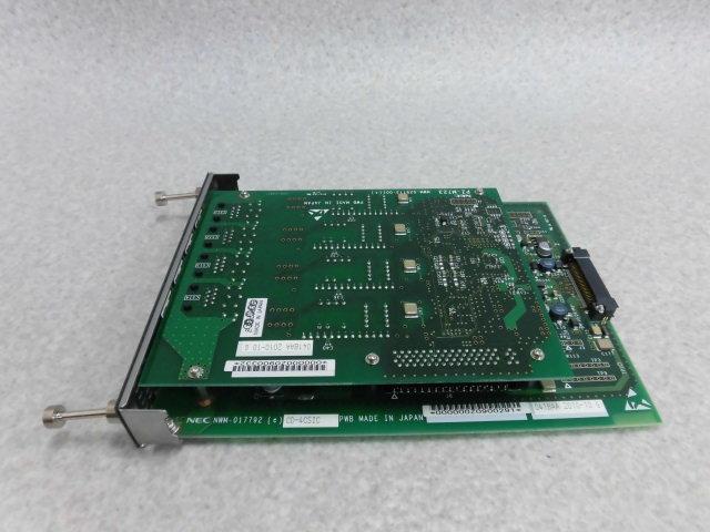 【中古】CD-4CSIC+PZ-M723NEC SV8300 ユニット【ビジネスホン 業務用】