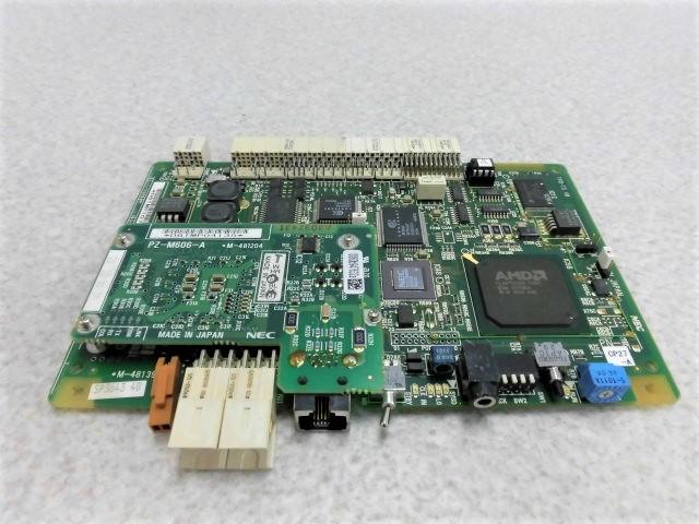 【中古】PN-CP27-A+PZ-M606-ANEC APEX3600iCPUユニット+OAI/LANインターフェース【ビジネスホン 業務用】
